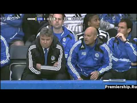 Chelsea - Bolton Wanderers 4-3 (MOTD 11.04.09) Match highlight
