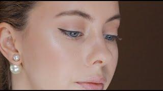 Eyeliner ziehen für Anfänger - Liedṡtrich ziehen - MAKEUP TUTORIAL Quick&Easy Eyeliner for beginners