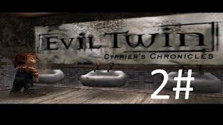 Evil Twin PS2  (Let