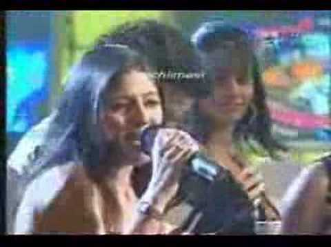 Star voice of India Sunidhi chauhan
