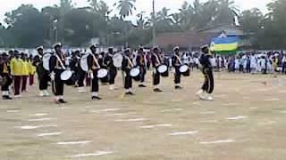 Sri Sumangala College Western Band In 2012 Sport Meet