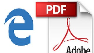 Fix Microsoft Edge becoming default application for PDF Acrobat file