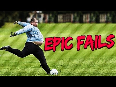 EPIC FOOTBALL FAILS COMPILATION – SOCCER VINES