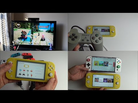 What Works on the NINTENDO SWITCH LITE