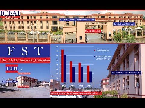 The ICFAI University, Dehradun