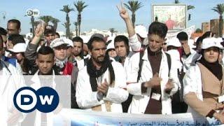 شباب حركة 20 فبراير يعودون إلى التظاهر | الأخبار
