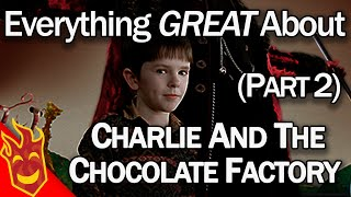Everything GREAT about Charlie…