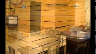 Баня Добрыня (Волгоград)(Баня на Волге «Добрыня» Баня плавает на реке и состоит из нескольких комнат: парной, комнаты для мытья (душе..., 2014-11-25T20:40:27.000Z)