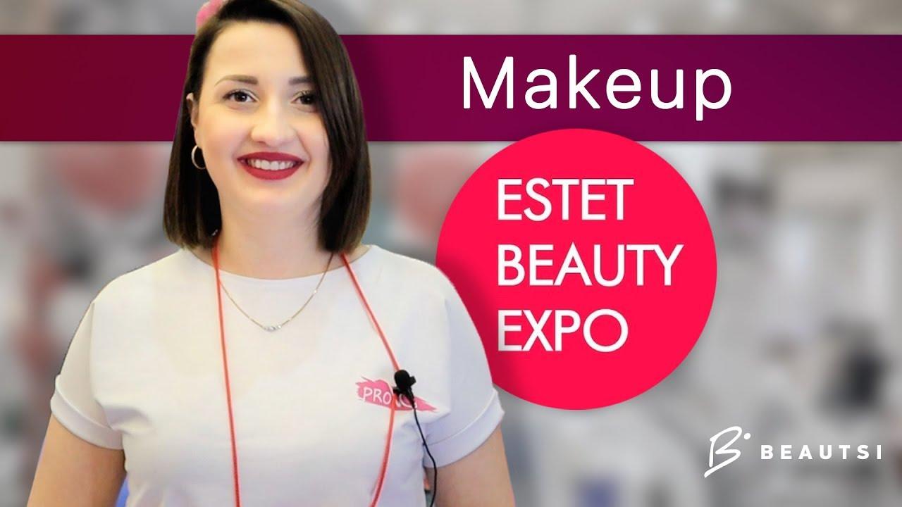 Интервью с профи в мейкап индустрии | ESTET Beauty Expo 2019 | Beautsi