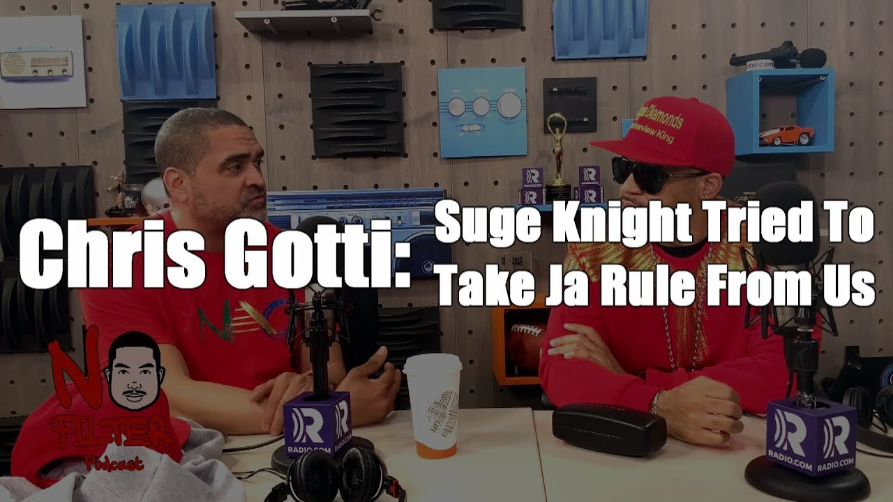 Chris Gotti: Suge Knight Tried To Take Ja Rule From Us (Kevin Liles Hid In The Bathroom Shook)