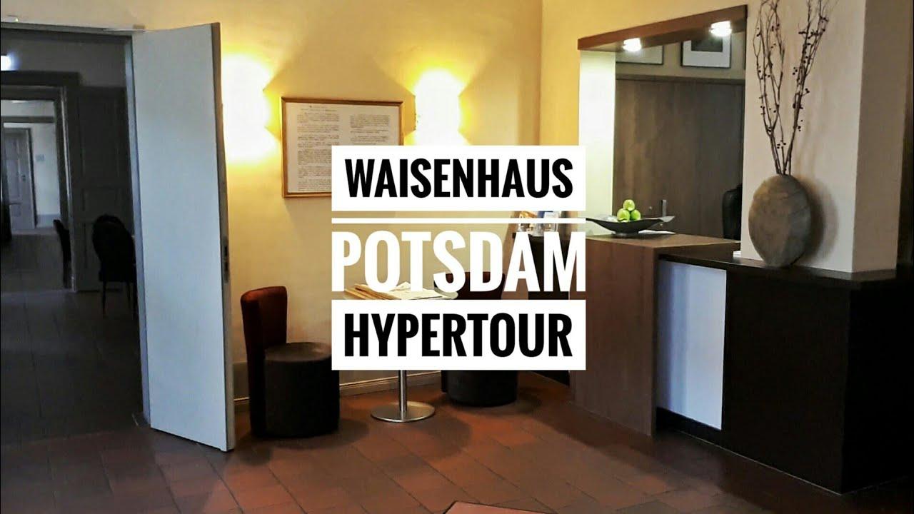 Potsdam Hotel Am Großen Waisenhaus Hypertour Youtube