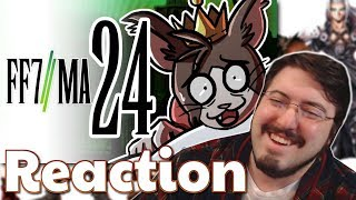 Final Fantasy 7 Abridged Ep. 24: #Reaction #AirierReacts