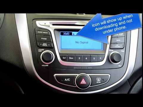 How to Connect your Android to '15 Hyundai Accent GL Bluetooth