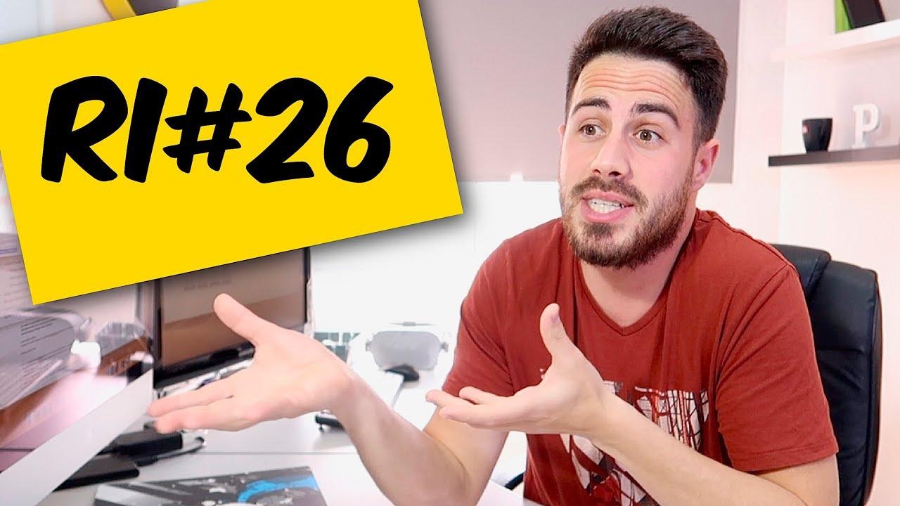 Ver ¿Poco F1 o Mi 9 SE? ¿Note 7 PRO GLOBAL? ¿Motivación en Youtube? Ri#26 en Español