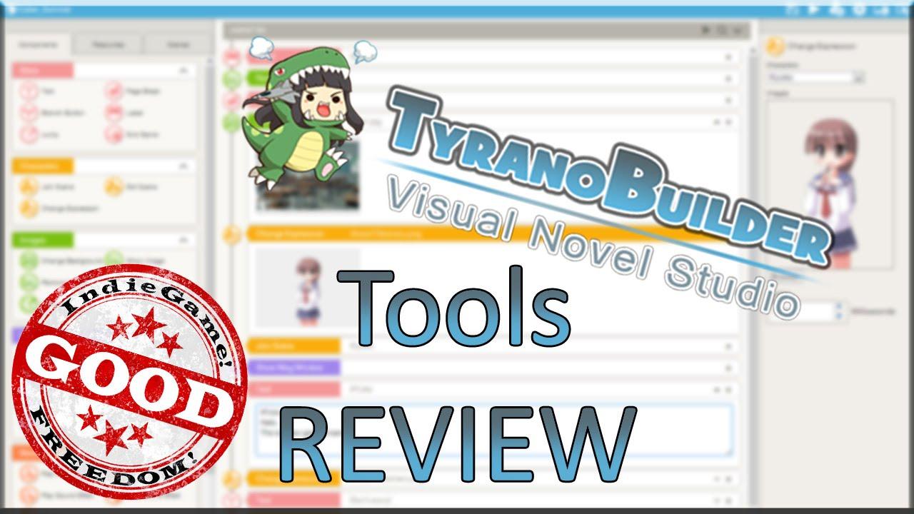 TyranoBuilder Visual Novel Studio v1.6.0 version download
