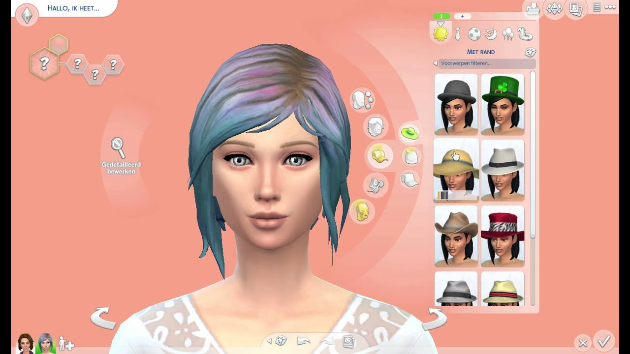 Sims 4 Max Caulfield And Chloe Price Of Life Is Strange