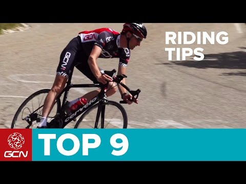 Cycle Further, Faster + Safer GCN's Essential Riding Tips