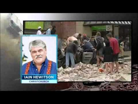 Ten  at Five Melbourne 22211  Earthquake Coverage Part Two