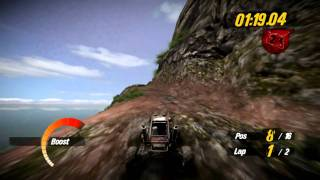 MotorStorm Pacific Rift Gameplay Full-HD