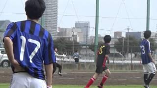 H26 9 27コーポレートゲームズサッカー オスペダーレ佐原