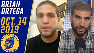 Brian Ortega made changes after Max Holloway loss at UFC 231 | Ariel Helwani's MMA Show