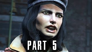 Fallout 4 Walkthrough Gameplay Part 5 - Diamond City (PS4)