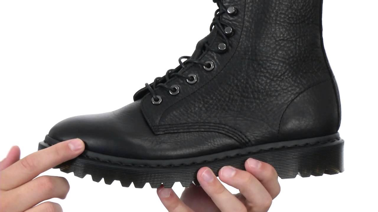 Dr Martens Core Beam 8 Tie Boots Men FB10131