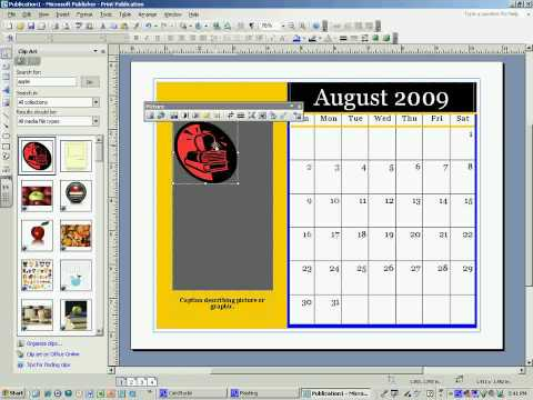 ms publisher 2007 tutorial pdf