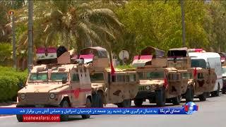گزارش علی جوانمردی از هفتمین روز تظاهرات در عراق
