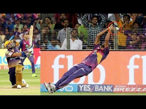 IPL 2017: Pune Players Dropped Catch ये रहा मैच का टर्निंग प्वाइंट, फील्डर की एक गलती से हार गई पुणे