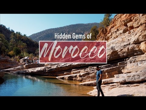 Places you may have missed out on | Paradise Valley - Agadir | Morocco | 4K Travel Film