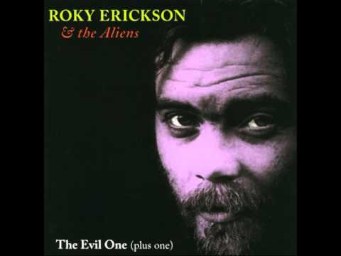 Roky Erickson & The Aliens‎ - The Evil One  (full album)