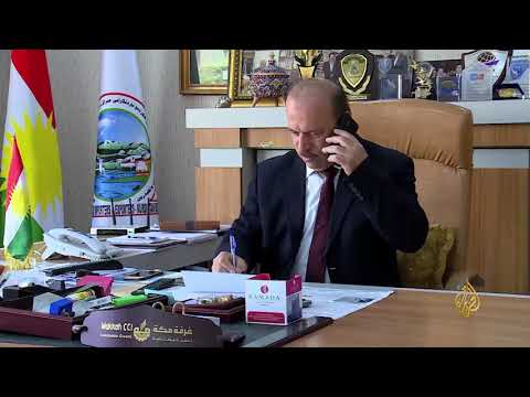 تراجع حركة التجارة بين كردستان العراق وإيران  - نشر قبل 2 ساعة