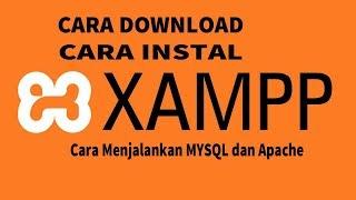 Gambar cover Cara Download & Instal XAMPP Serta Menjalankan MYSQL Pertama Kali