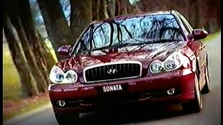 "Hyundai Sonata 2001 Australian TV ad - ""Make Me Smile"""