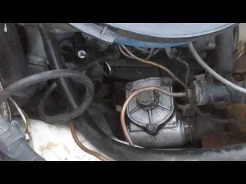 Колонка.Регулировка рулевой колонки москвич.Как устранить люфт на руле .Автомобиль москвич.
