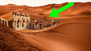 Mysterious LOST Places That Were Rediscovered!