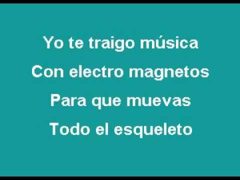Electro Movimiento - Calle13 Karaoke.flv