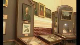 видео Государственный мемориальный музей Суворова