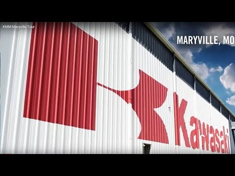 Kawasaki Motors Corp. USA Maryville Tour