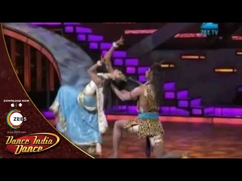 Dance India Dance Season 3 Feb. 19 '12 - Varun & Piyali