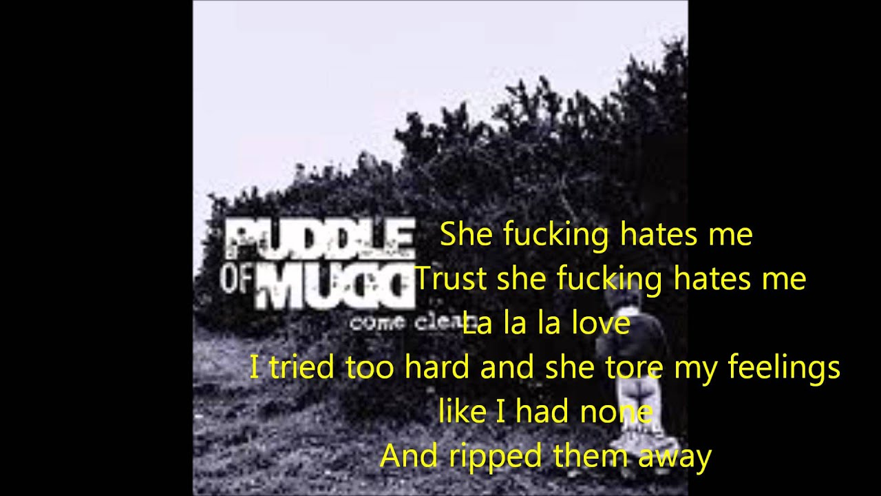 She fucking hates me lyrics photo 23