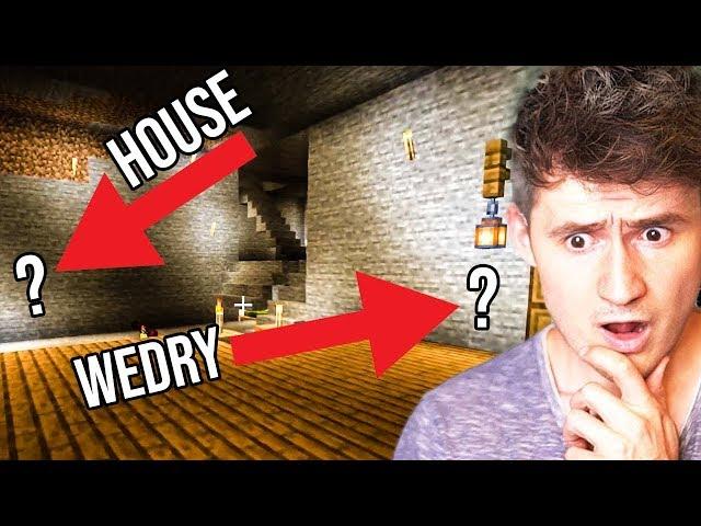 HRAJEME SCHOVKU! l Minecraft w/ House, Wedry