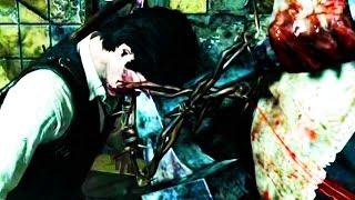 SEBASTIAN VS THE KEEPER - The Evil Within The Executioner Dlc Ending (Sebastian Battle Room)
