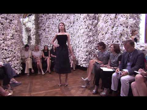 Christian Dior Haute Couture Autumn Winter 2012/13 Fashion Show