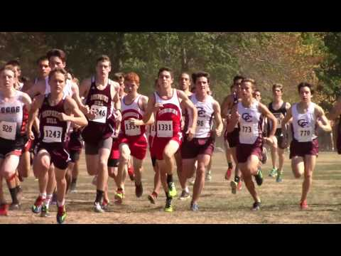 2016 x country Amherst