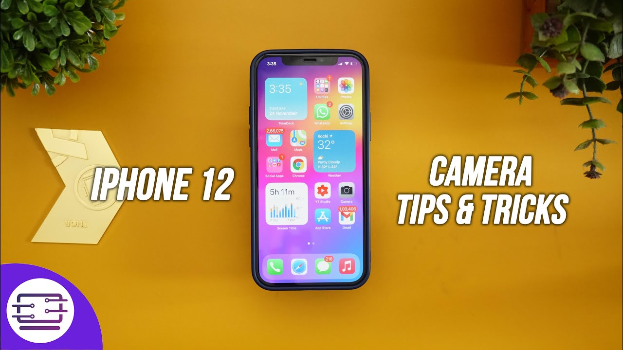 iPhone 12 Camera Tips, Tricks and Features