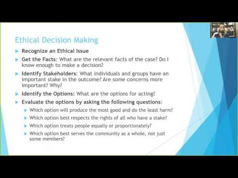 Legal and Ethical Guidelines Overview for Coaches