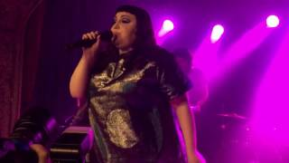 Beth Ditto - Lover (Omeara London 11/04/17)