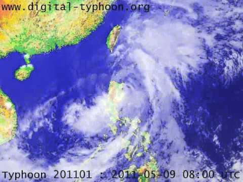 Tropical Storm Aere-Bebeng 2011